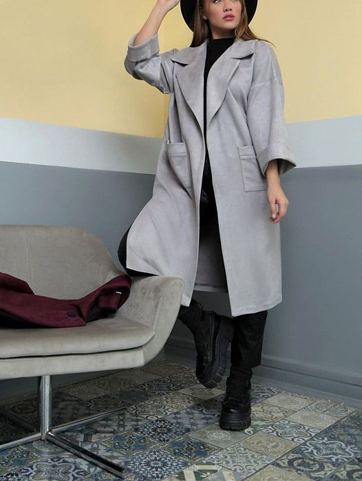 مدل لباس مانتو پاییزه زنانه