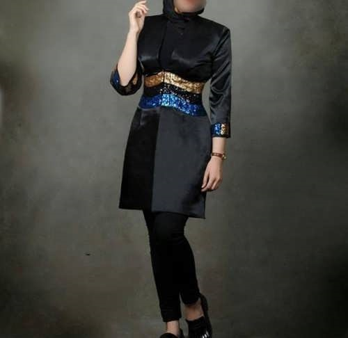 مدل مانتو پاییزه دخترانه ایرانی